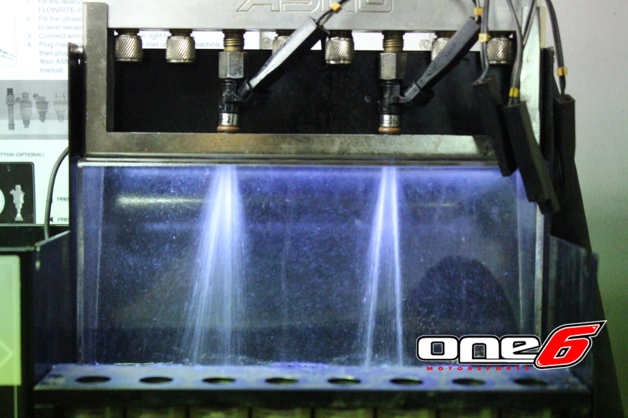 Fuel Injector Flow Bench